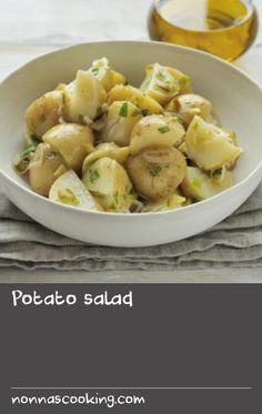 Looking for an easy potato salad recipe? Give the humble spud a quick makeover with a delicious dressing. Quick Potato Recipes, Potato Salad Recipe Easy, Easy Salad Recipes, Easy Salads, Easy Meals, Salad Dressing Recipes, Honey Mustard, Potatoes, Yummy Food
