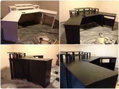 Building a Controllerist Studio part 1: The Desk | Controllerism.com