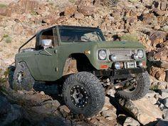 1970 International Scout 800