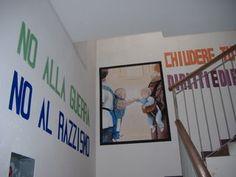 TECHNOMURALES Razzismo Stop Padova