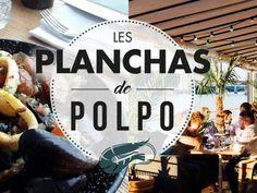 Bienvenue sur le site du restaurant Polpo à Levallois-Perret - Brasserie Seafood, réservez en ligne gratuitement - POLPO, la nouvelle brasserie de Levallois, sur les...