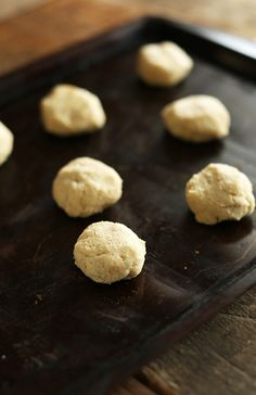 Gluten-free sugar cookies that are tender, light and not at all grainy or tough. Soft, tender, and perfectly sweet as is. Gluten Free Sugar Cookies, Gluten Free Pancakes, Soft Sugar Cookies, Gluten Free Treats, Sugar Cookies Recipe, Gluten Free Baking, Gluten Free Desserts, Baker Recipes, Gf Recipes