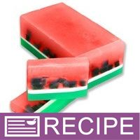 RECIPE: Watermelon MP Soap - Wholesale Supplies Plus
