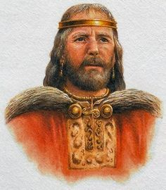 Brian Boru-aka Brian Bóruma mac Cennétig, King Of Ireland 28th great grandfather.