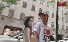 "HWANG HYUNJIN & JEON HEEJIN di Instagram ""Jinverse ——— At myeondong street. ——— #jinverse #heejinloona #hyunjinstraykids #hwanghyunjin #jeonheejin #2jin #heejin #hyunjin #loona…"" Hyun Ji, Kpop Couples, Hey Girl, Sooyoung, Cartoon Network, Otp, Ulzzang, Korea, Idol"