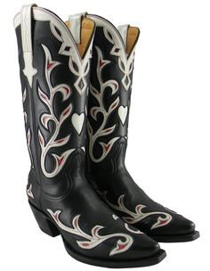 """The """"Emmylou"""" Boot from the Heritage Boot Company 