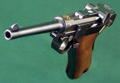1900 Early American Eagle Luger / This is an extraordinary Luger. Loading that magazine is a pain! Get your Magazine speedloader today! http://www.amazon.com/shops/raeind