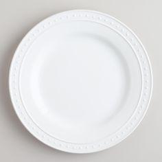 Nantucket Dinner Plates, Set of 4   World Market $23.96