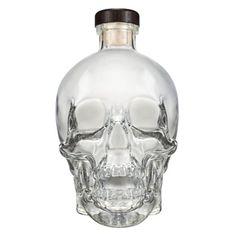 vodka I have this. It's even signed by Dan Aykroyd. I will probably never drink it just because of the signature on it.
