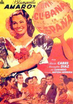 UNA CUBANA EN ESPAÑA