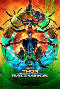 Thor is imprisoned on the other side of the universe and finds himself in a race against time to get back to Asgard to stop Ragnarok, the destruction. Luke Hemsworth, Tessa Thompson, Marvel Movie Posters, Marvel Movies, Best Superhero Movies, Karl Urban, Anthony Hopkins, Idris Elba, Baby Groot