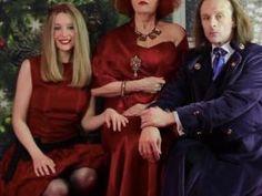 Merry Christmas de LA FAMILLE ACKERMANN !!! • Hellocoton.fr Un Diner Presque Parfait, Style, Swag, Stylus, Outfits