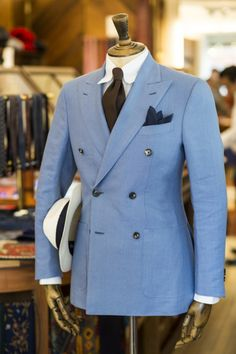 Last Chance To Grab A Spring Summer Bargain At Clifford Street Like This Drake S Irish Linen Db Our