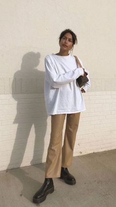 Outfits Casual, Mode Outfits, Fall Outfits, Fashion Outfits, Womens Fashion, Fashion Ideas, Fashion Tips, Fashion Trends, Look Fashion
