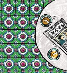 2017 Desktop Calendar for Living Calendar Winner of World Calendar Awards - Most Original Silver Awards World Calendar, Desktop Calendar, Art For Kids, Illustration Art, Instant Rice, Awards, Drawings, Behance, Inspiration