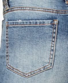 American Rag Juniors' Ripped Cuffed Skinny Jeans, Created for Macy's - Blue 15