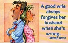 Wife Forgives Her Husband