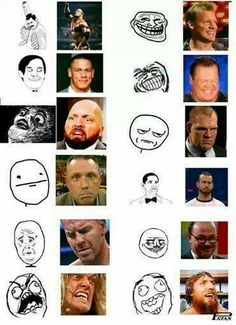 WWE superstar faces