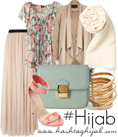 Hashtag Hijab Outfit #259