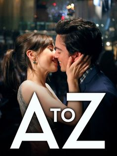 A to Z is a romantic comedy about Andrew and Zelda. It's adorbs.