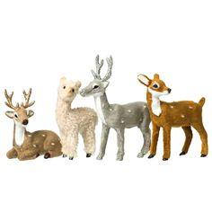 Koriste-eläin 8-12 cm Laama & hirvi Keinotekoinen materiaali - Joulukoristeet - Rusta.com Dinosaur Stuffed Animal, Toys, Animals, Activity Toys, Animales, Animaux, Clearance Toys, Animal, Gaming
