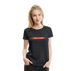 Hexe Totenkopf Besen Monster Boo Halloween Shirt - Frauen Premium T-Shirt Doce Banana, Boo Halloween, Halloween Horror, Halloween Shirt, Skate T Shirts, Bff Shirts, Viscose Fabric, T Shirts For Women, Clothes For Women