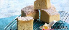 Bolo de manteiga Cornbread, Ethnic Recipes, Butter Pound Cake, Portuguese Recipes, Quick Recipes, Cake Receipe, Easy Trifle Recipe, Yummy Recipes, Ethnic Food