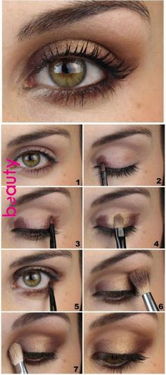10 Stunningly Simple Tutorials For The Best Eye Makeup Ever