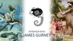 Bobby interviews one of his artistic heroes: James Gurney. James is the artist and author best known for his illustrated book series Dinotopia. Book Series, Painting & Drawing, Wisdom, Hero, Drawings, Illustration, Artist, Youtube, Illustrations