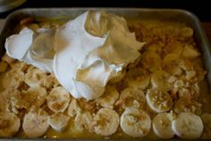 how to make a banana pudding poke cake