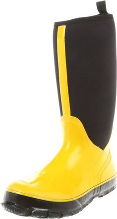 "Baffin Women's Meltwater Rain Boot Baffin. $89.95. Rubber sole. Boot opening measures approximately 14.75"" around. Heel measures approximately 0.5"". Rubber and textile. Shaft measures approximately 14"" from arch"