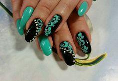 Gemstone Rings, Gemstones, Nails, Beauty, Jewelry, Fashion, Finger Nails, Beleza, Moda
