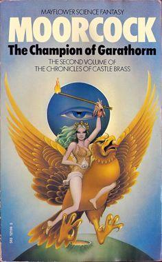 Bob Haberfield cover, Champion of Garathorm (Mayflower, 1975)