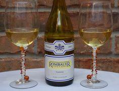 Rombauer Chardonnay, my friend Ko brought Rombauer into my life.  Thank you Ko