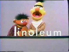 "Classic Sesame Street:  Bert and Ernie Sing ""La, La, La"" (original version)"
