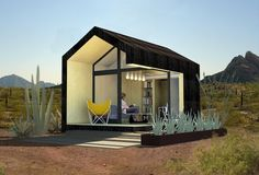 """""""MicroDwell 2014"""" Showcases Tiny Live-Work Spaces at Shemer Art Center in Phoenix"""