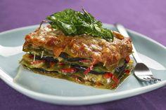 Lasagne vegetariane #Star #ricette #lasagne #vegetariane #verdure #food #recipes