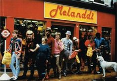 Carnaby Street, 1981
