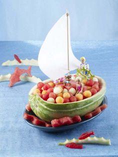watermelon boat. #boatsdotcom
