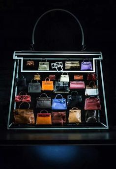 HERMES leather forever exhibition in Tokyo