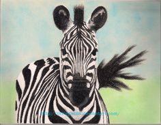 Zebra by ~LittleGirl88 on deviantART