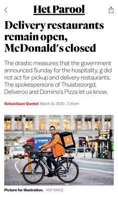 Mcdonalds, Amsterdam, Acting, March, Restaurant, Let It Be, News, Diner Restaurant, Restaurants
