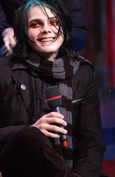 Teal roots Gerard ^^