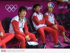 Nice Glasses! #Olympics #London #funny