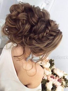 40 Jaw Dropping Wedding Updos & Bridal Hairstyles – Page 2 – Yup Wedding