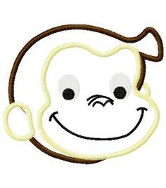 1000+ images about Curious George Applique on Pinterest ...  1000+ images ab...