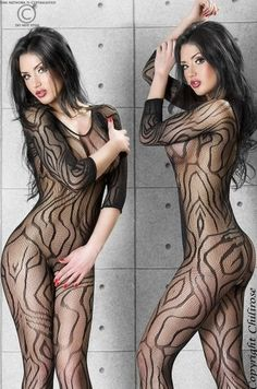 BODYSTOCKING de Chilirose