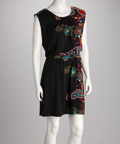 Take a look at this Black & Blue Dress by Dily, Reborn & Ice Silk on @zulily today! Zulily is addictive be careful!!!