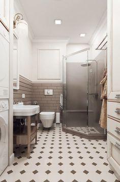 Фотография: Ванная в стиле Кантри, Советы, Ремонт на практике, Мария Лазич – фото на InMyRoom.ru