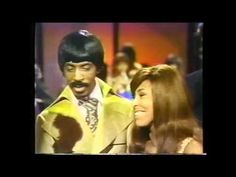 Ike and Tina Turner - Live 56:07 (My oh My I didn't realize the young woman liked the woman dancers so much!)